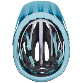 Cube Am Race Helmet iceblue'n'white